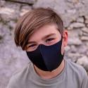 10 masques ENFANTS ULTRA CONFORT de catégorie 1 (UNS1) - 50 lavages
