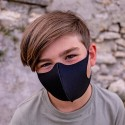 20 masques ENFANTS ULTRA CONFORT de catégorie 1 (UNS1) - 50 lavages