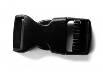 Boucle Clic Clac noir